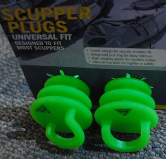 Scupper Plugs
